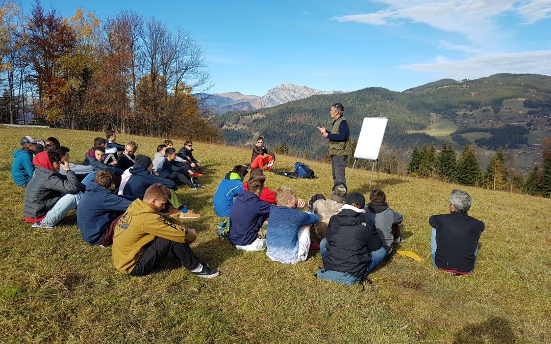 Classe de lecture de paysage pour les STAV 1