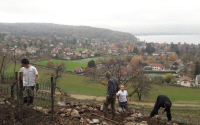 Partenariat CFMM et Château de Menthon