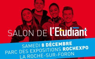 Salon de l'étudiant de La Roche sur Foron